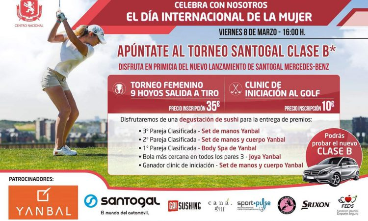 Torneo Golf Sport·Pulse