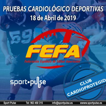 Pruebas SportPulse FEFA TEAM SPAIN JUNIOR