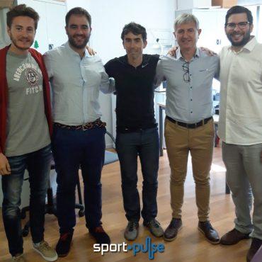 Sport·Pulse en la Universidad Camilo José Cela