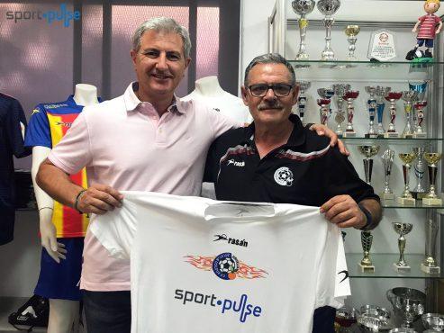 SportPulse atletico barrio de la luz camiseta