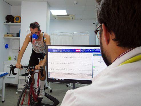 sport·pulse clinica k7 prueba de gases