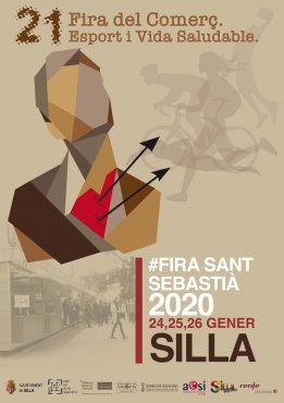 Feria de Sant Sebastià Silla