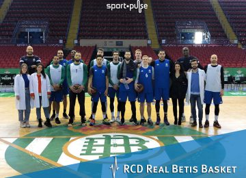 Real Betis RCD Sport·Pulse Coosur Basket