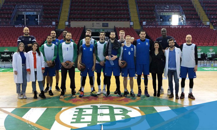 Real Betis RCD Sport·Pulse Coosur Basket