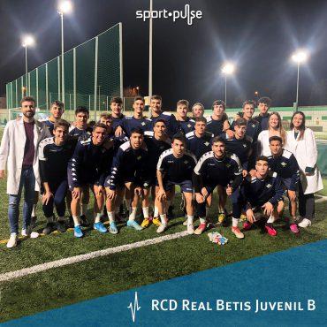 Real Betis RCD Sport·Pulse Juvenil B